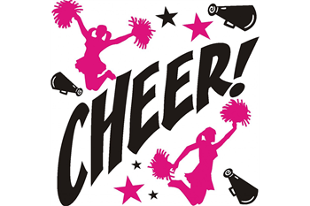 Cheerleaders hosting clinic on Oct. 19