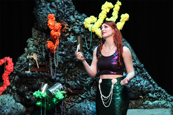 NHS Drama to perform Little Mermaid, host cast meet-and-greet