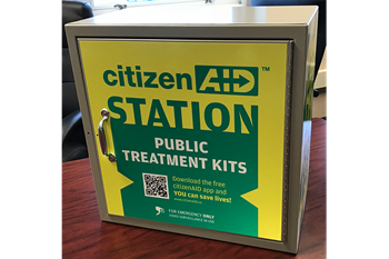 citizenAID emergency box