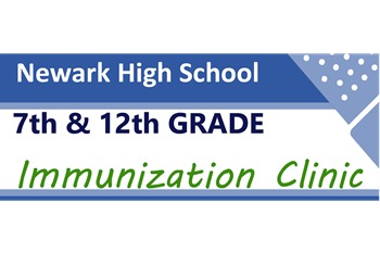 Back-to-School Immunization Clinic scheduled for May 22, 23