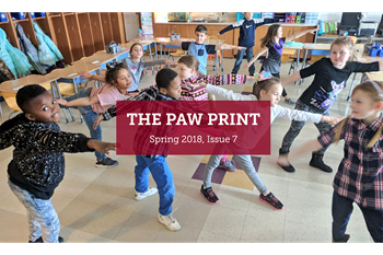Paw Print Digital Issue Image