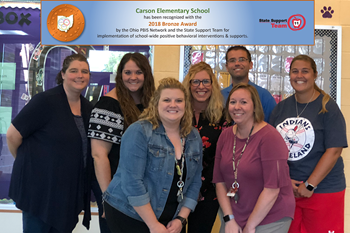 Carson Elementary PBIS Team Members