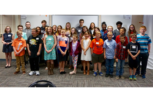 April 2019 NCS Citizens of the Month