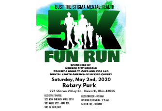 5K Fun Run to support Cops and Kids, Mental Health America