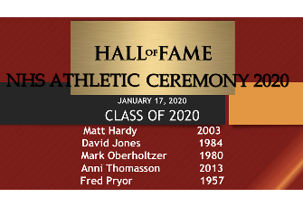 Wildcat athletics to induct 5 to Hall of Fame on Jan. 17