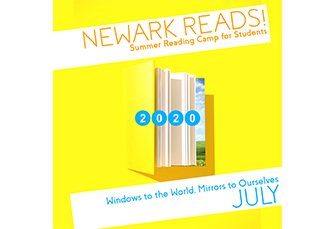 Newark Reads! student reading camp set for July