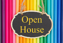 Fall 2019 Open House Dates and Times
