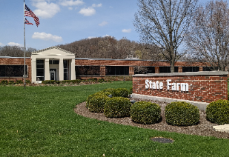 Former State Farm building