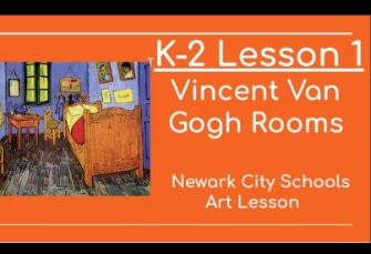 Van Gogh Rooms