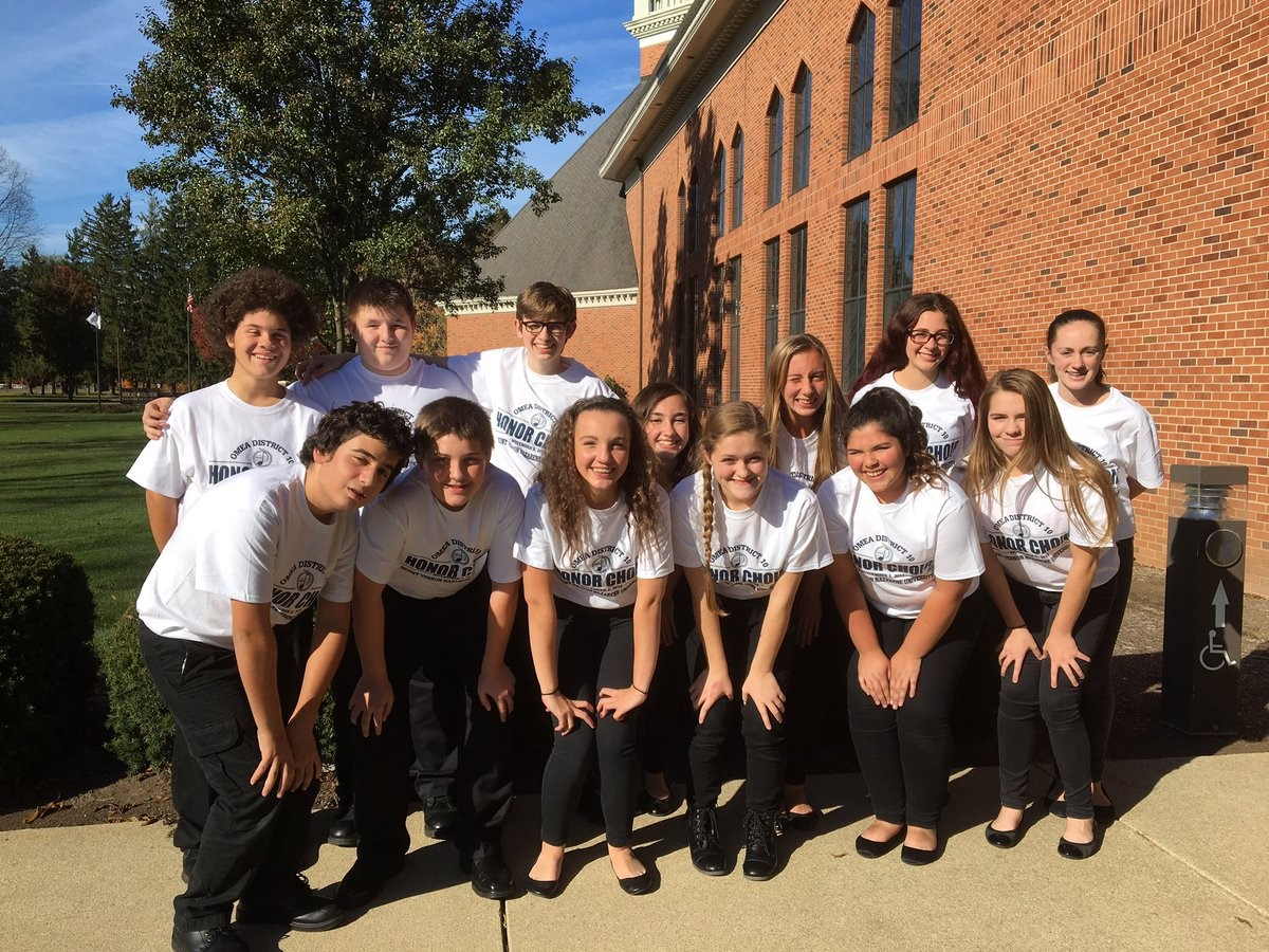 OMEA Honors Choir
