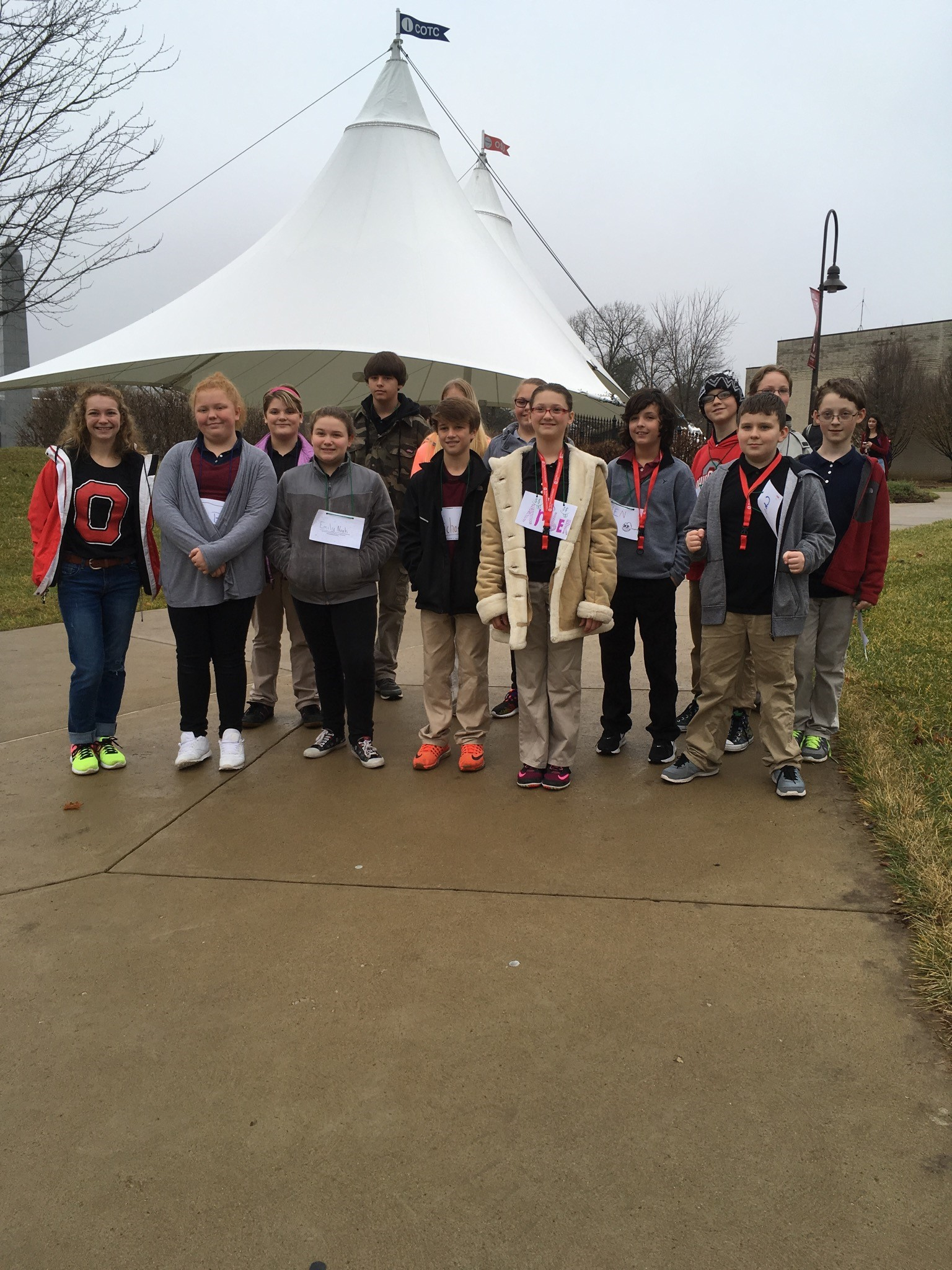6th Graders Visit OSN-N