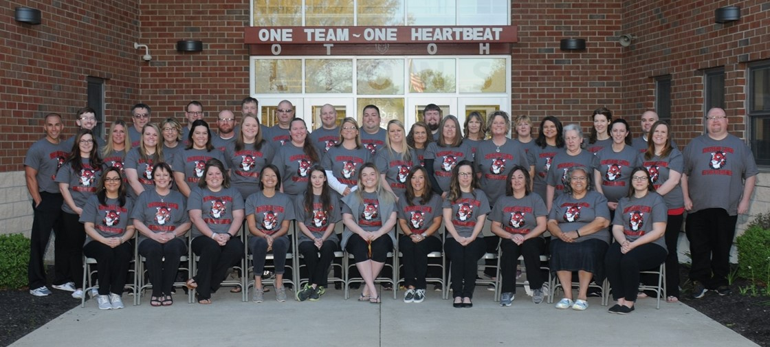 Heritage Middle School Staff