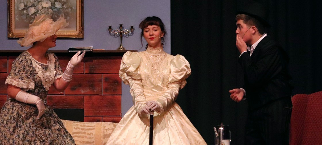 "NHS Drama's ""The Importance of Being Earnest"""