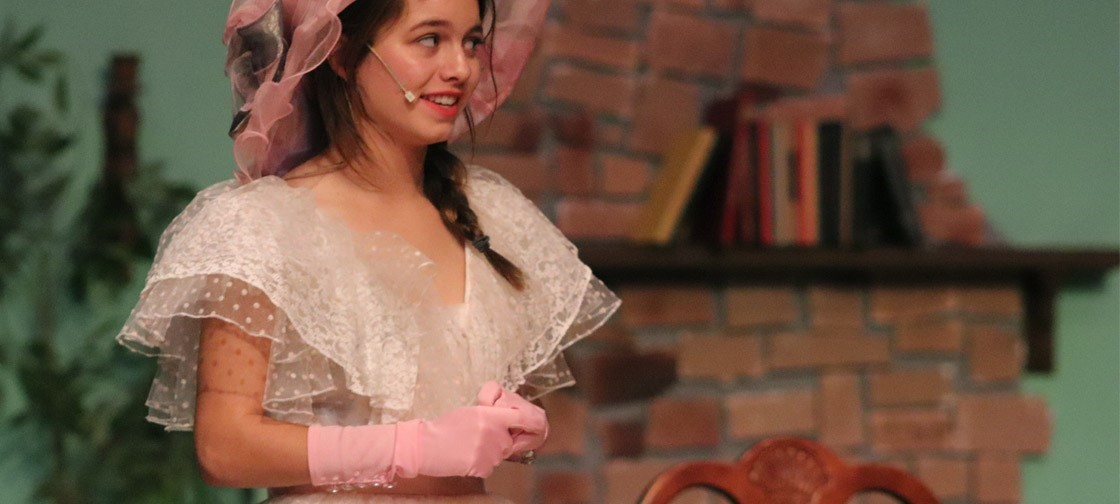 NHS Drama presents The Importance of Being Earnest