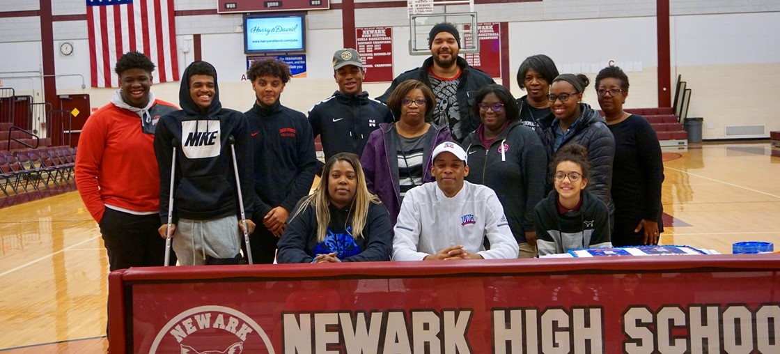 NHS Senior KeShawn Heard will attend college and play basketball at the University of West Georgia