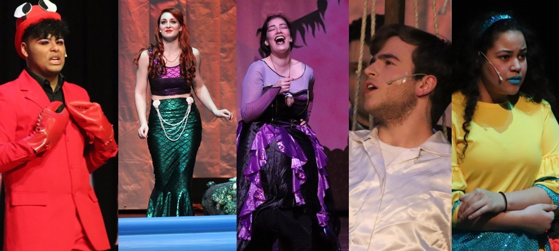 NHS Drama Performs the Little Mermaid