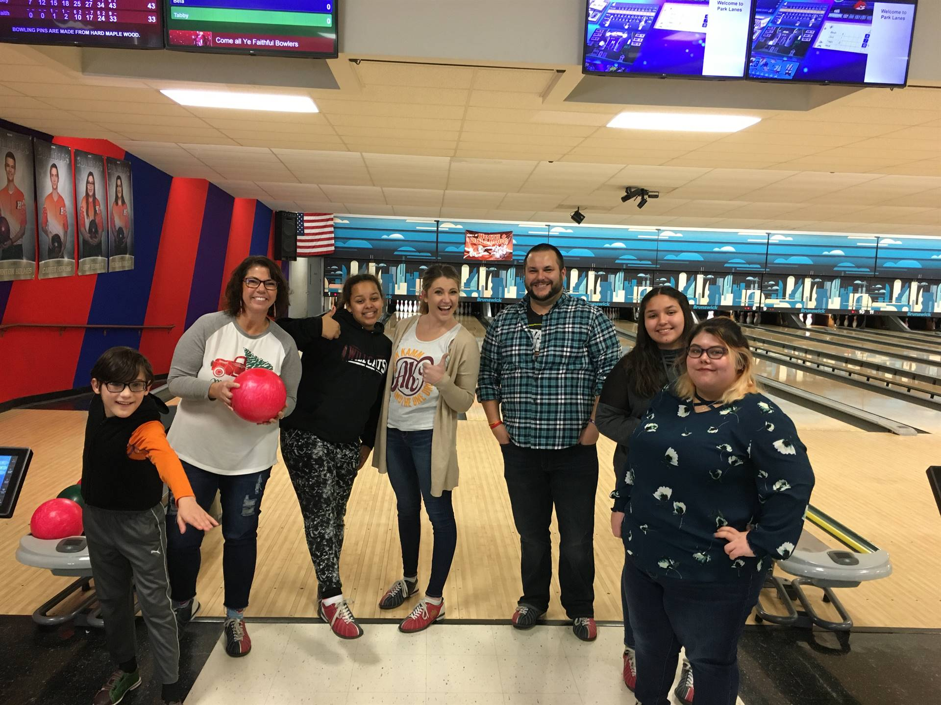 NDA Active Day-Bowling