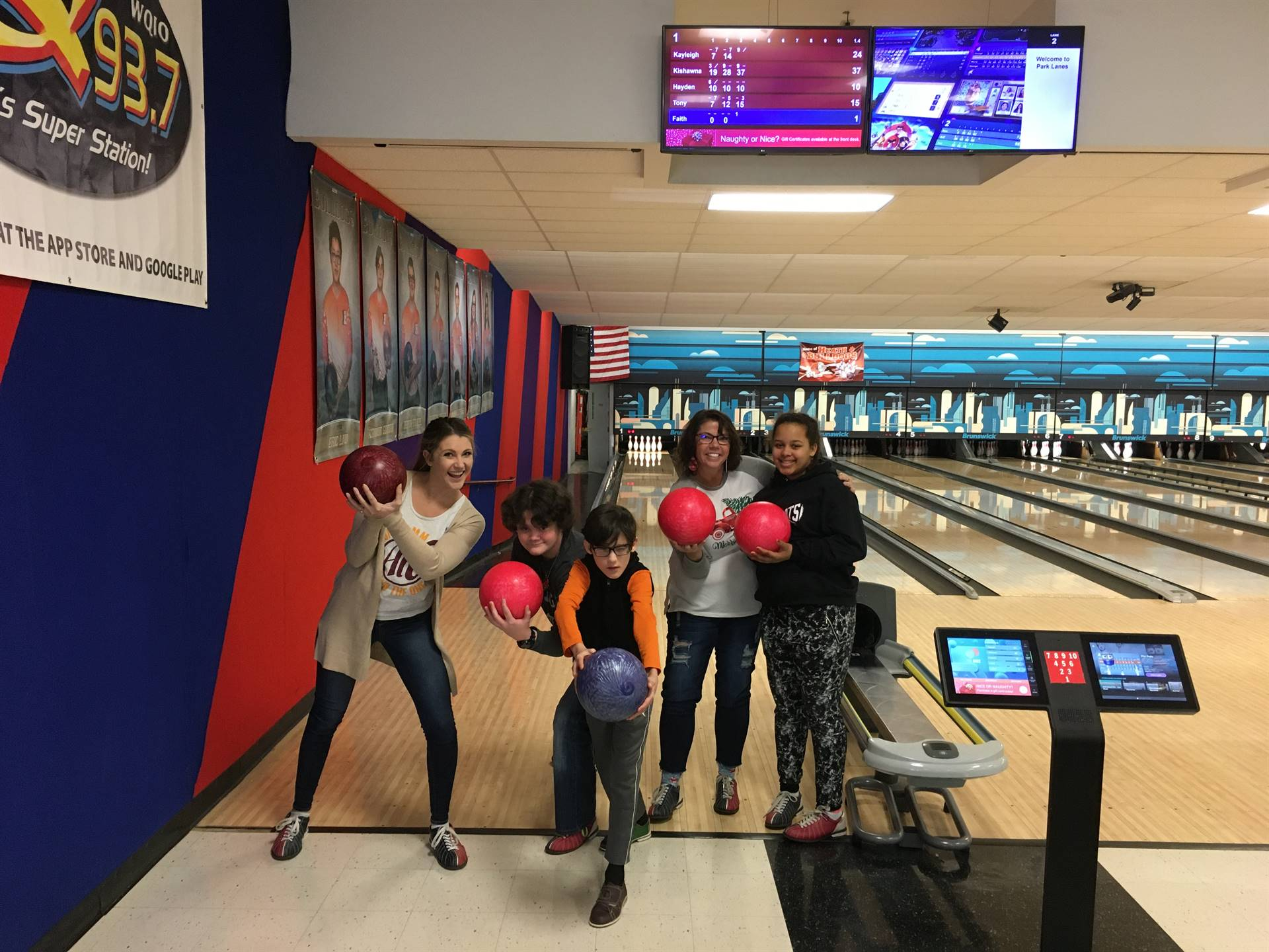 NDA Active Day- Bowling