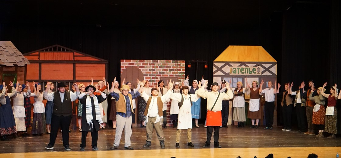 NHS Spring Musical, Fiddler on the Roof