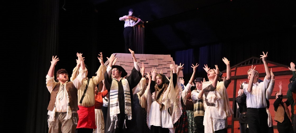 NHS Drama presents Fiddler on the Roof